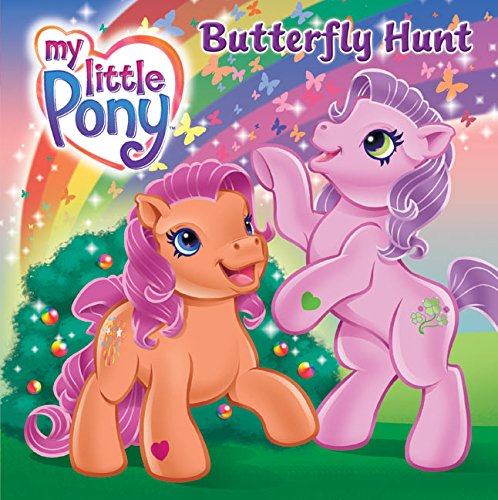 9780060744427: My Little Pony: Butterfly Hunt