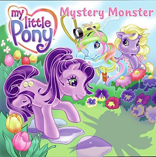 9780060744465: My Little Pony: Mystery Monster (My Little Pony (Harper Paperback))