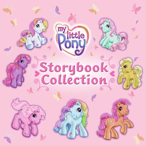 9780060744472: My Little Pony Storybook Collection (My Little Pony (HarperCollins Hardcover))