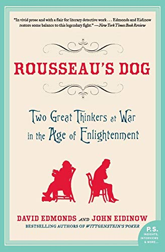 9780060744915: Rousseau's Dog: Two Great Thinkers at War in the Age of Enlightenment