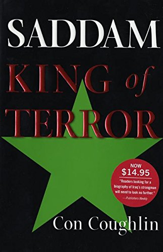 9780060744946: Saddam: King of Terror