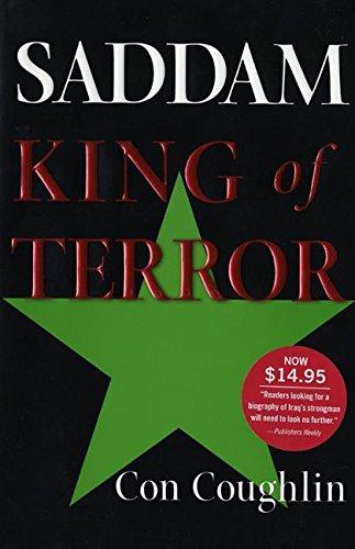 9780060744946: Saddam: King of Terror