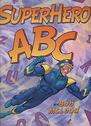 9780060745141: SuperHero ABC