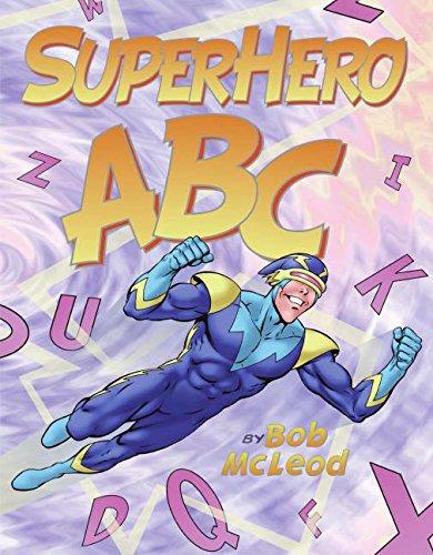 9780060745158: SuperHero ABC