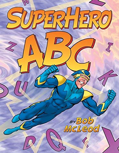 9780060745165: Superhero ABC