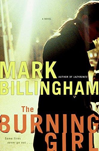 9780060745264: The Burning Girl: A Novel