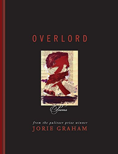 9780060745653: Overlord: Poems