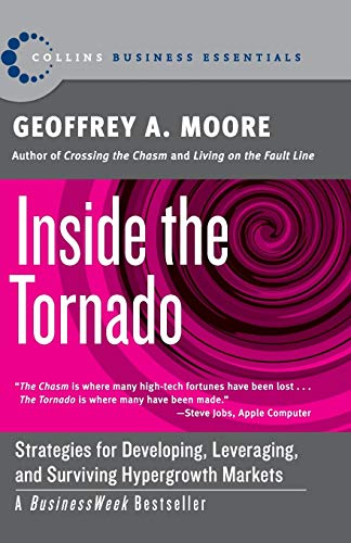 Inside the tornado. strategies for developing, leveraging and surviving hypergrowth markets