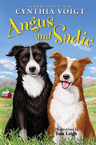 9780060745837: Angus and Sadie