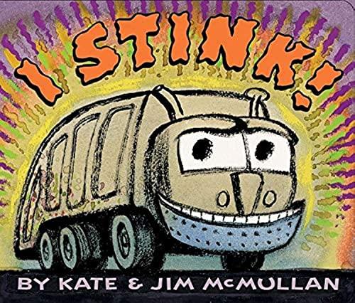 9780060745929: I Stink! Board Book