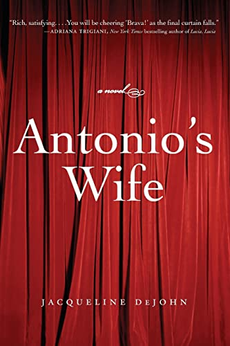 9780060745974: Antonio's Wife: A Novel