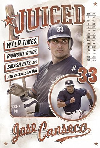 Juiced: Wild Times, Rampant 'Roids, Smash Hits, and How Baseball Got BIG: Canseco, Jose