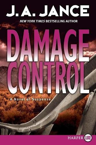 9780060746773: Damage Control LP: A Novel of Suspense (Joanna Brady Mysteries)