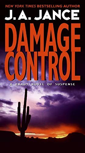 9780060746780: Damage Control (Joanna Brady Mysteries)