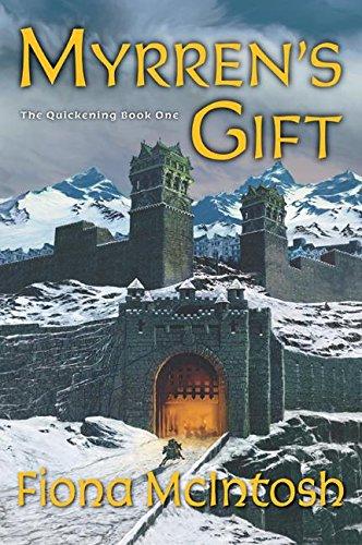 9780060747565: Myrren's Gift (Quickening)