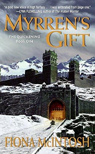 9780060747572: Myrren's Gift (Quickening)