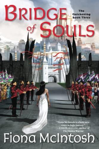 9780060747602: Bridge of Souls: The Quickening Book Three