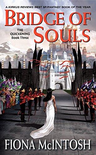 9780060747619: Bridge of Souls: The Quickening Book Three