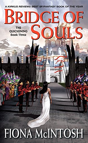 9780060747619: Bridge of Souls: The Quickening Book Three