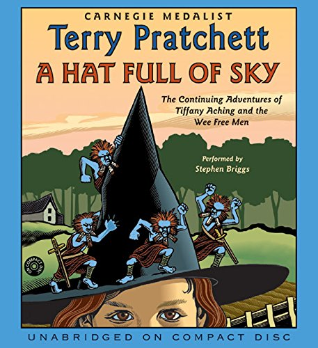 9780060747688: HAT FULL OF SKY 7D (Discworld)