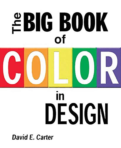 9780060748005: Big Book of Color in Design, The