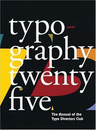 9780060748074: Typography 25