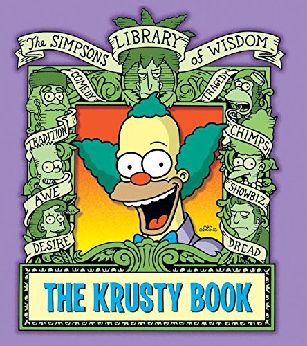 9780060748227: The Krusty Book: The Simpson's Library of Wisdom