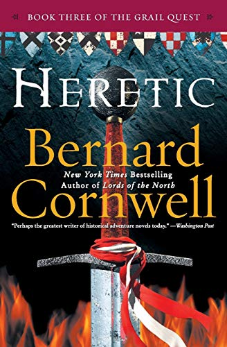 9780060748289: Heretic (Grail Quest)