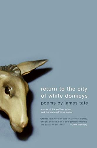 9780060750022: Return to the City of White Donkeys: Poems