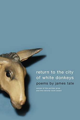 9780060750022: Return to the City of White Donkeys: Poems