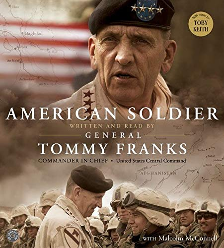 9780060750121: American Soldier CD