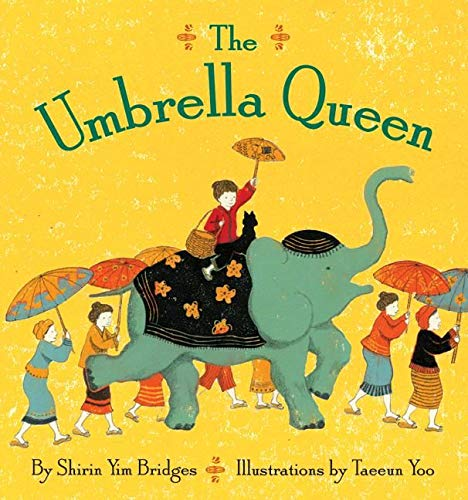 9780060750404: The Umbrella Queen