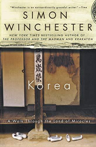 9780060750442: Korea: A Walk Through the Land of Miracles