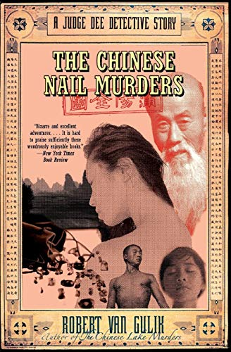 9780060751395: The Chinese Nail Murders: A Judge Dee Detective Story