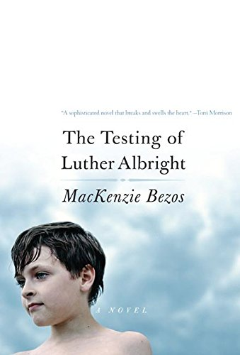 9780060751418: The Testing of Luther Albright: A Novel