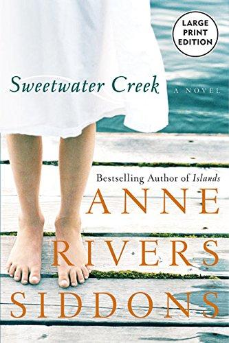 9780060751517: Sweetwater Creek (Large Print)