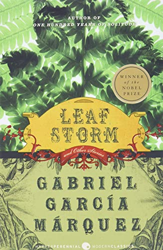 9780060751555: Leaf Storm: and Other Stories (Perennial Classics)