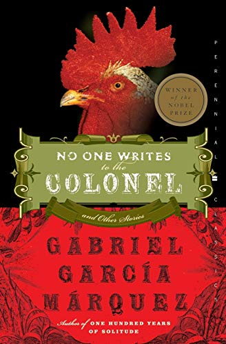 9780060751579: No One Writes to the Colonel: And Other Stories (Perennial Classics)
