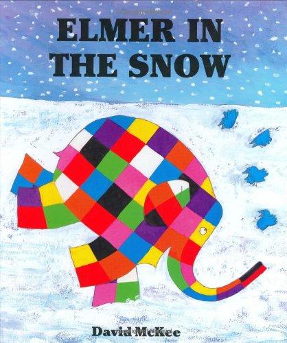 9780060752408: Elmer in the Snow