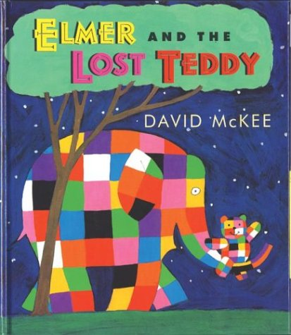 9780060752439: Elmer and the Lost Teddy