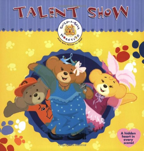 9780060752866: Talent Show (Build-a-bear Workshop)