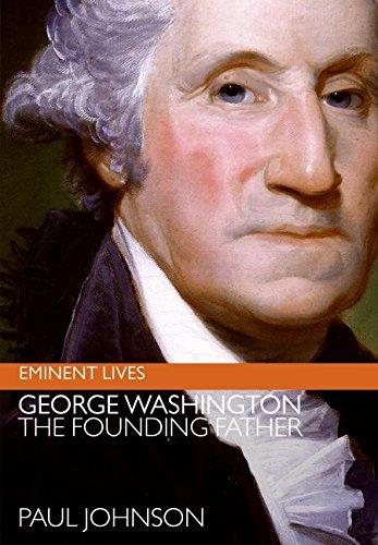 9780060753658: George Washington: The Founding Father (Eminent Lives)
