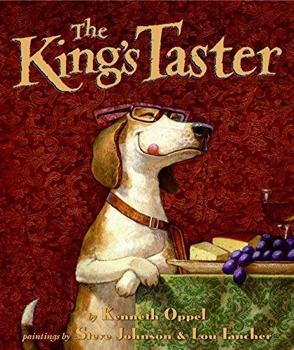 9780060753726: The King's Taster