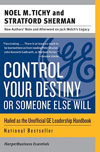9780060753832: Control Your Destiny or Someone Else Will (Collins Business Essentials)