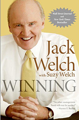 Winning: Welch, Jack, with Welch, Suzy