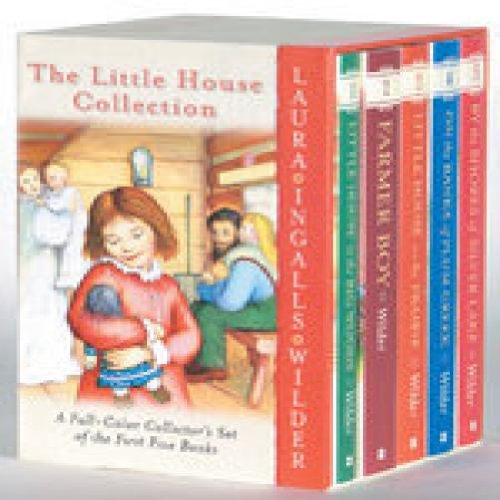9780060754280: The Little House Collection Box Set (Full Color)