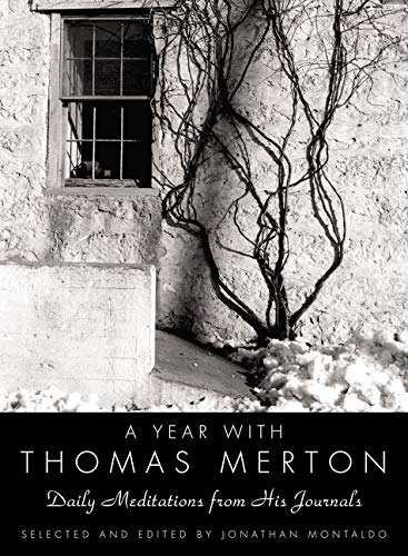 9780060754723: A Year with Thomas Merton: Daily Meditations from His Journals