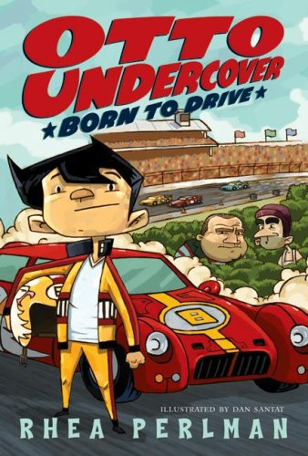 9780060754952: Born to Drive [With Stickers] (Otto Undercover)