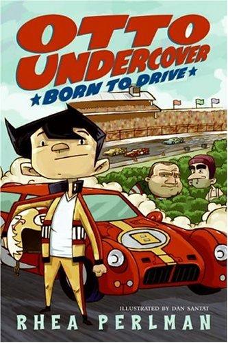 9780060754969: Born to Drive (Otto Undercover)