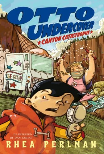 9780060754976: Canyon Catastrophe with Sticker (Otto Undercover)